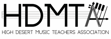 HIGH DESERT MUSIC TEACHERS ASSOCIATION